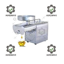 Mini Nut Squeezer Oil Extractor Machine