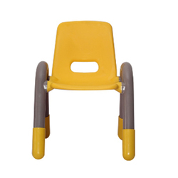Bright Square Kids Chair