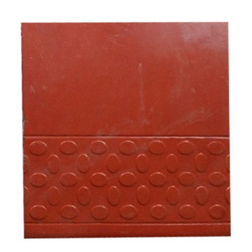 Red Steps Stair Tiles