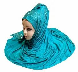 Imported Hosiery Stretchable Hijab Scarf For Women
