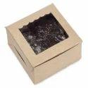 65K Kraft 1 Brownie Box