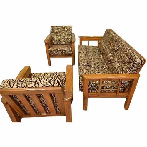 Enjoyable Sofa Set 5 Seater Teak Wood Sofa Set Manufacturer From Forskolin Free Trial Chair Design Images Forskolin Free Trialorg
