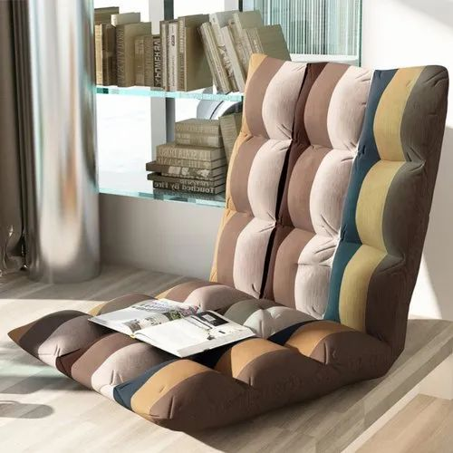 Kawachi Adjustable Floor Sofa Comfortable Back Support Chair Great For Reading Games Meditation Kw31 At Rs 1300 Piece Lumbar Support Chair Posture Chairs ब क सप र ट व ल क र स ब क सप र ट च यर Kawachi