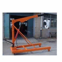 Hydraulic Floor Cranes