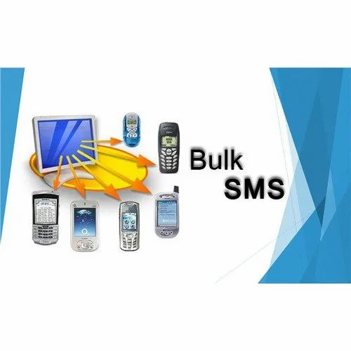Free Bulk SMS Service in Sector 63, Noida | ID: 12867478548