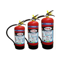 Dry Powder BC Portable Fire Extinguisher