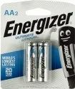 AA Energizer Lithium Battery
