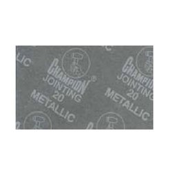 Champion 20 Metallic Compressed Asbestos Fiber Jointing Sheet And Gasket