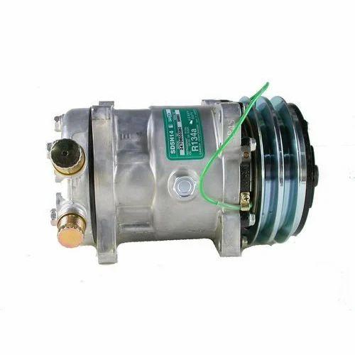 Sanden Ac Compressor At Rs 14000 Piece Ac Compressors Air Conditioner Compressor एयर क ड शन ग क प र सर Jai Shree Solutions Ajmer Id 14852147855