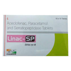 Linac SP Tablets