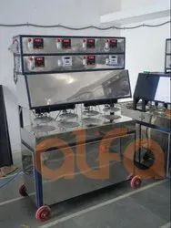 KHR-4A Automatic Khakhra Roasting Machine