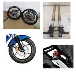Suzuki Bike Wheels & Suspension Parts
