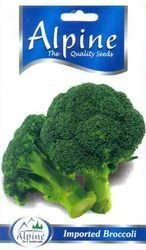 ALPINE Broccoli Seeds, for FOR SOWING