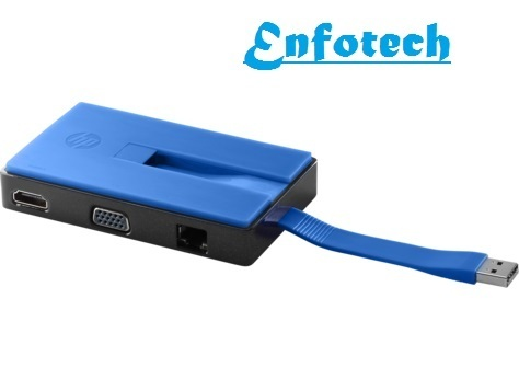 T0K30AA HP Docks Charger