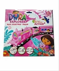 Oh Baby, Baby Electric Toy Train for Kids - Dora for Your Kids Se-Et-519