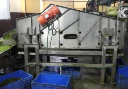 Stainless Steel Vibrating Shaker System