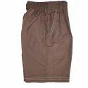 Boys Brown School Shorts