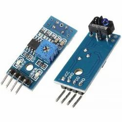 SEES TCRT 5000 Dual Channel Line Tracking Sensor For Robots, 5V