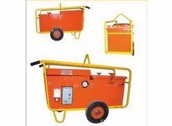 Spartech Construction 7.5 Hp Vacuum Dewatering Pump