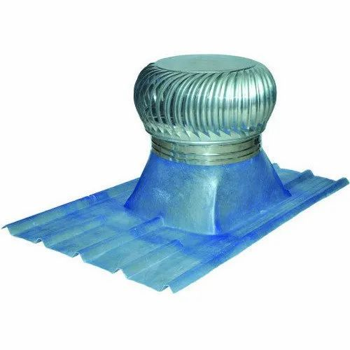 Stainless Steel Air Ventilator Roof Top Ventilator, Automatic Grade: Automatic