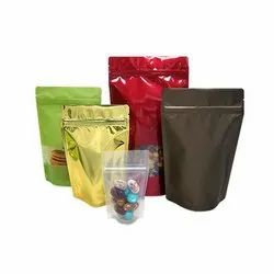 Flexible Packaging Stand UP Pouches