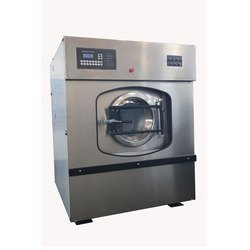 Industrial Front Loading Washing Machines