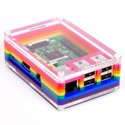 Raspberry PI CASE-7 Colour