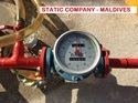 Mechanical Diesel Fuel Crude Oil Flow Meter