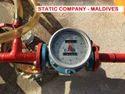 Mechanical Diesel Fuel Crude Oil Flow Meter