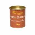 Resin  Gum Damar  Resin 50 gram Jar pack