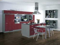 Island Modular Kitchen