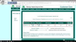 Digital MTNL Land Line Telephone Bill Payment, in City, Unlimited