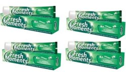 Mint Fresh Moments Toothpaste, Packaging Size: 100gm