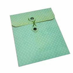 Printed Handmade Envelope