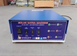 Solar Fencing Machine