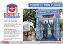 200 Litre Disinfection Tunnel