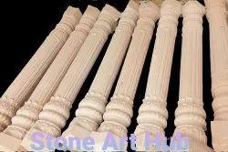 Marble Stone Pillar
