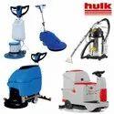 Hulk Lokpal Floor Scrubber, Model Number: Sc-004