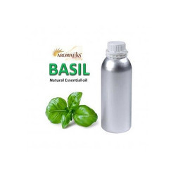 Basil Natural Essential Oil