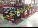 HDPE Pipe Joint Welding Machine PE plastic pipe butt welding machine