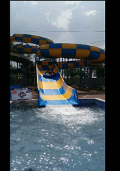 Water Slides Family Raft Water Slide Manufacturer From