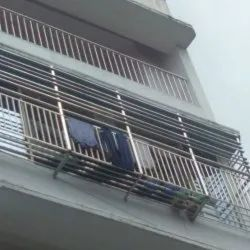 Stainless Steel Cover Balcony