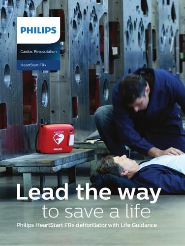 Philips Heartstart Defibrillator Instruction Manual