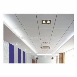 T Grid False Ceiling Service