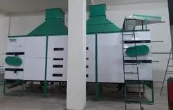 Maize Flakes Dryer