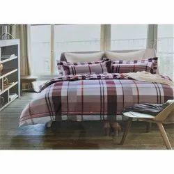 Cotton Floral Bed Sheet