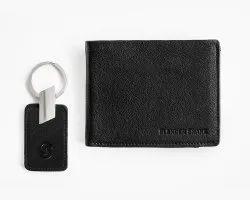 Slender Snake Thinnest Mens Leather Wallet