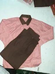 Brown UP Govt School Pant, Size: 26-30