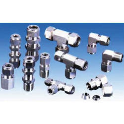 Inconel Tube Fittings, Size: 1/16-2-1/2