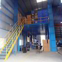 Mezzanine Floors for Factory